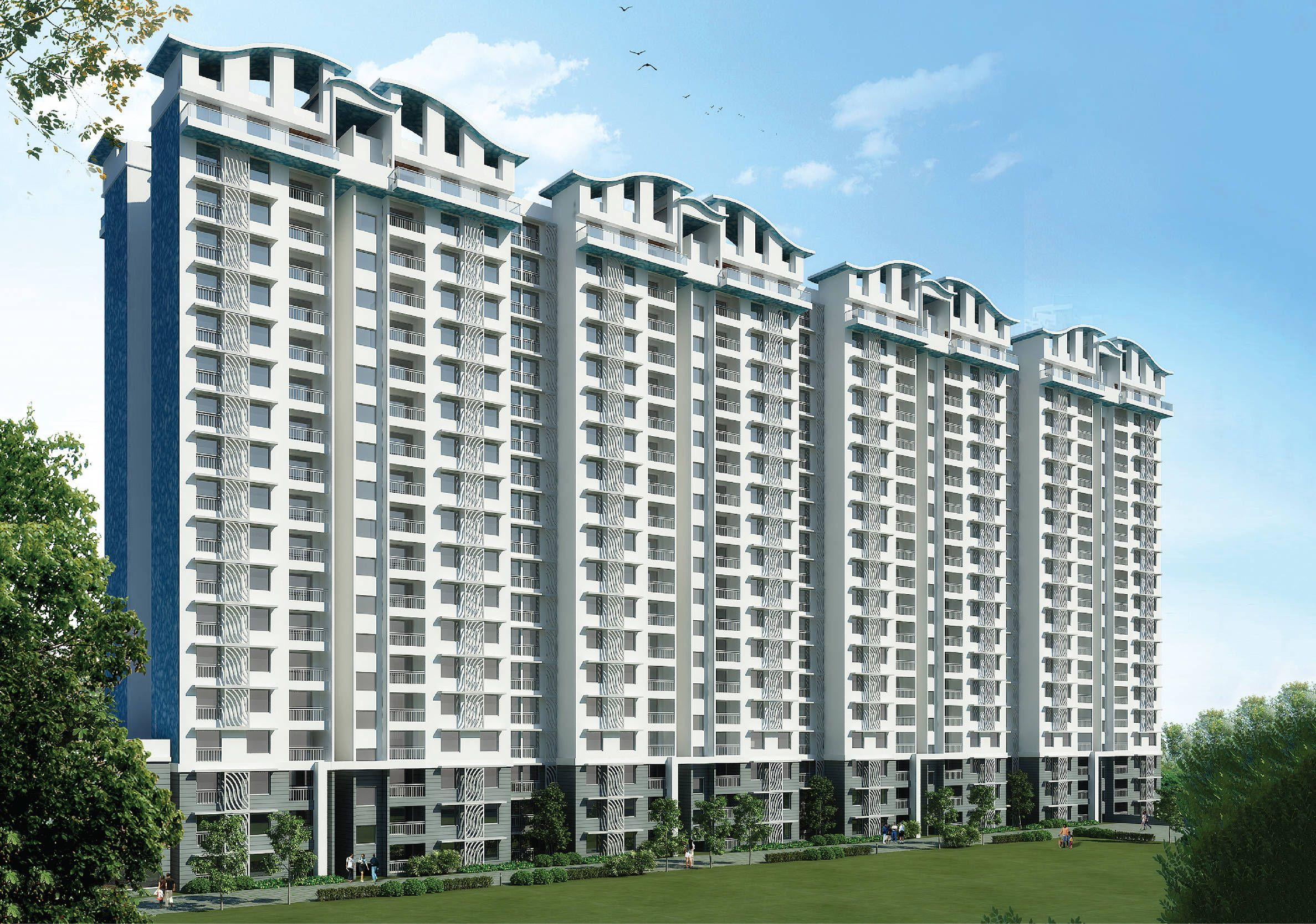 Purva Palm Beach A Beautiful Lifestyle for all HomeBuyers