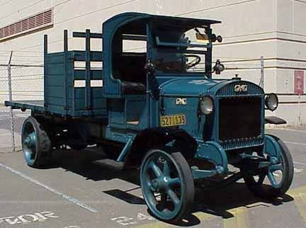 1925 Gmc K 101 5 Ton Truck Maintenance Of Old Vehicles The Material For New Cogs Casters Gears Could Be Cast Polyamide W Trucks Gmc Trucks Classic Cars Trucks