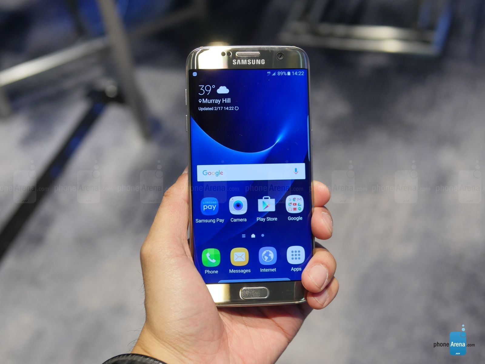 Samsung Galaxy S7 Edge Hands On Image From Samsung Galaxy S7 Edge Hands On Samsung Galaxy S7 Samsung Galaxy S7 Edge Samsung Galaxy