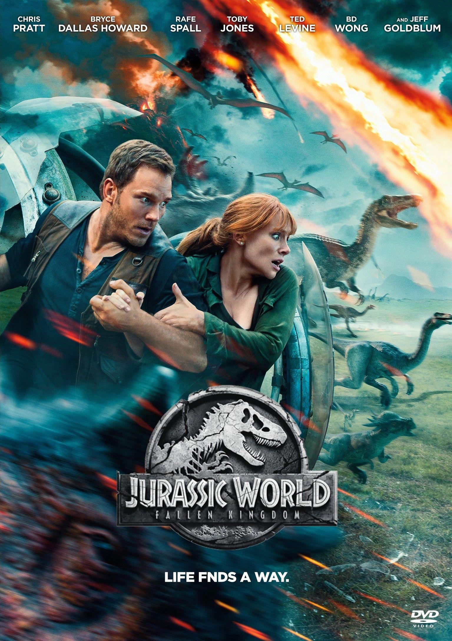 Jurassic Park (2018) Fallen Kingdom in 2020 Falling
