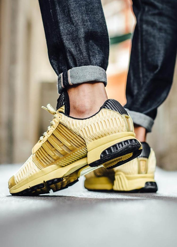 adidas Originals Climacool 1: Gold | Chaussures homme, Chaussure ...
