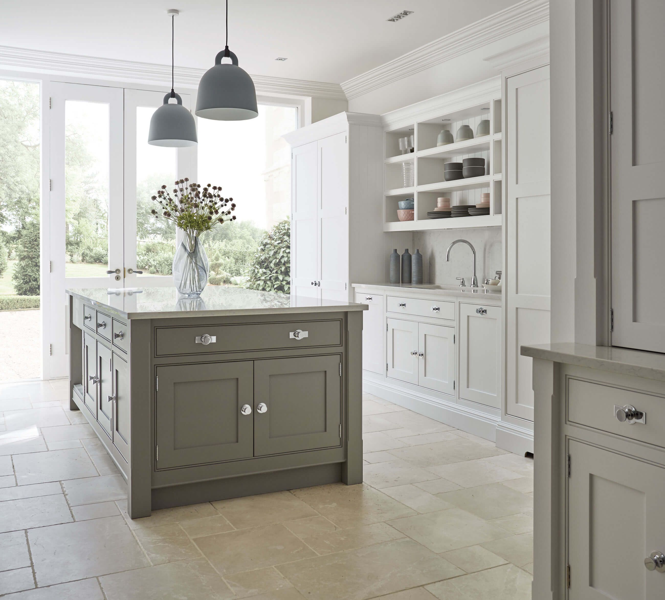 Best Grey Shaker Kitchen Grey Shaker Kitchen Modern Shaker 400 x 300
