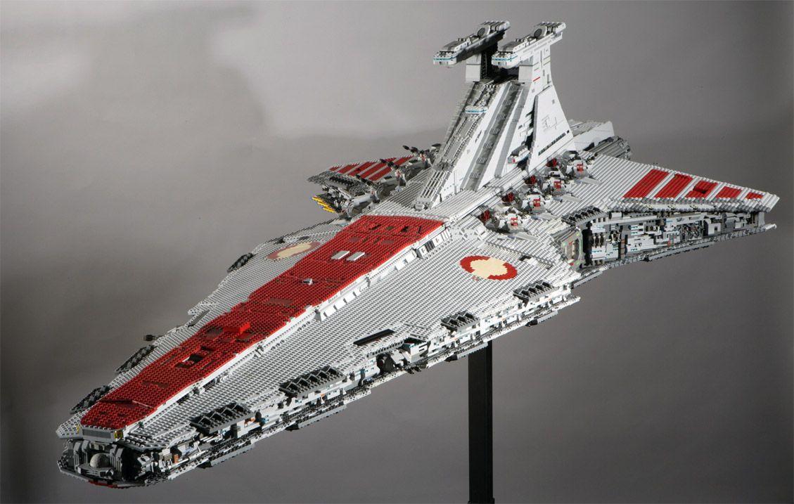 lego star wars battleship