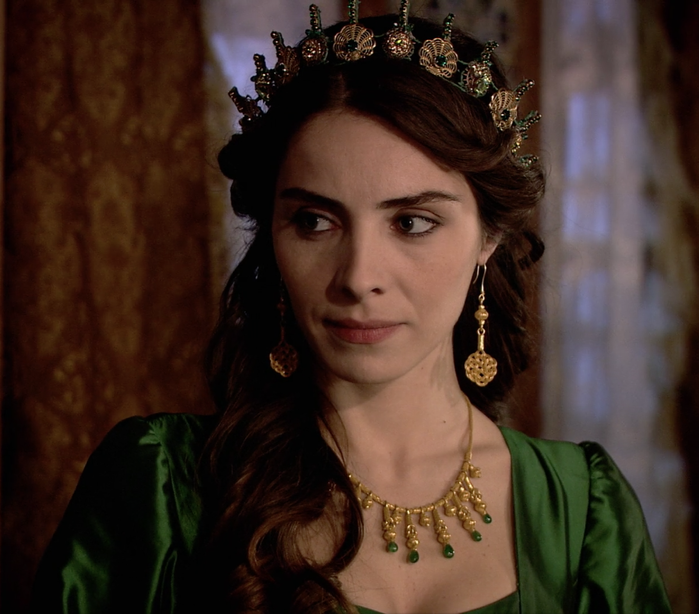 Mahidevran Sultan Victor Season 1 Episode 9 Beautiful One Magnificent Beautiful
