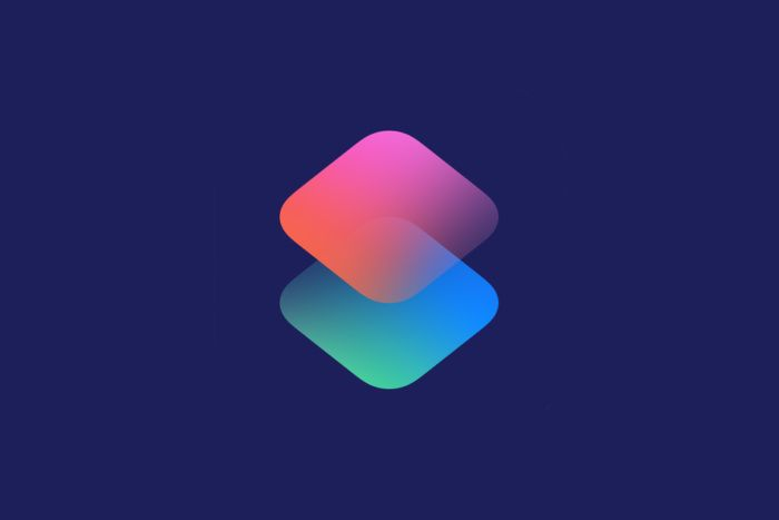How to add a Shortcut from the Shortcuts app to your