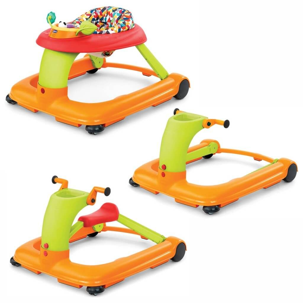 Chicco 123 Baby Walker Rider