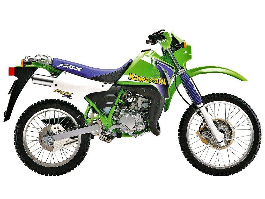 Kawasaki Kmx 125 Coches Y Motocicletas Motocicletas