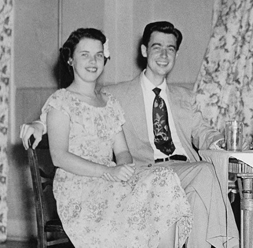 Mr And Mrs Rogers Mr Rogers Celebrity Couples Fred Rogers