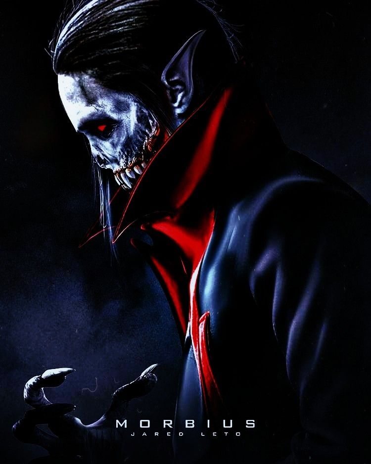 Morbius Remix Morbius Marvel Sony 2019 2020 Comic Movies Latest Horror Movies Jared Leto