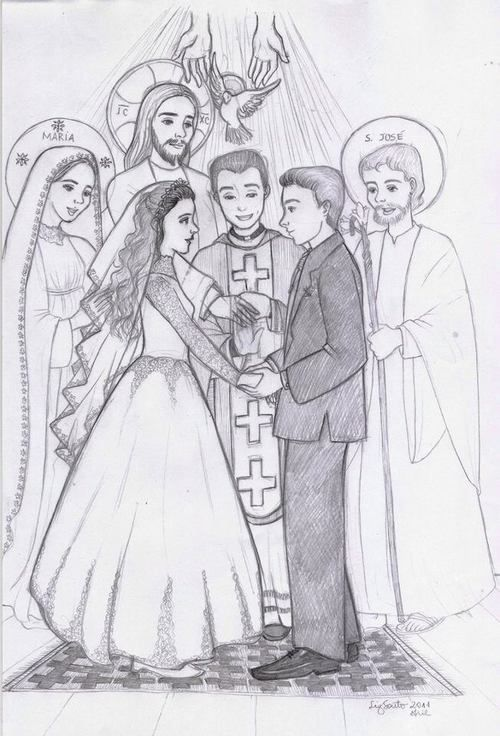 What Really Happens At A Catholic Wedding This Is The Most