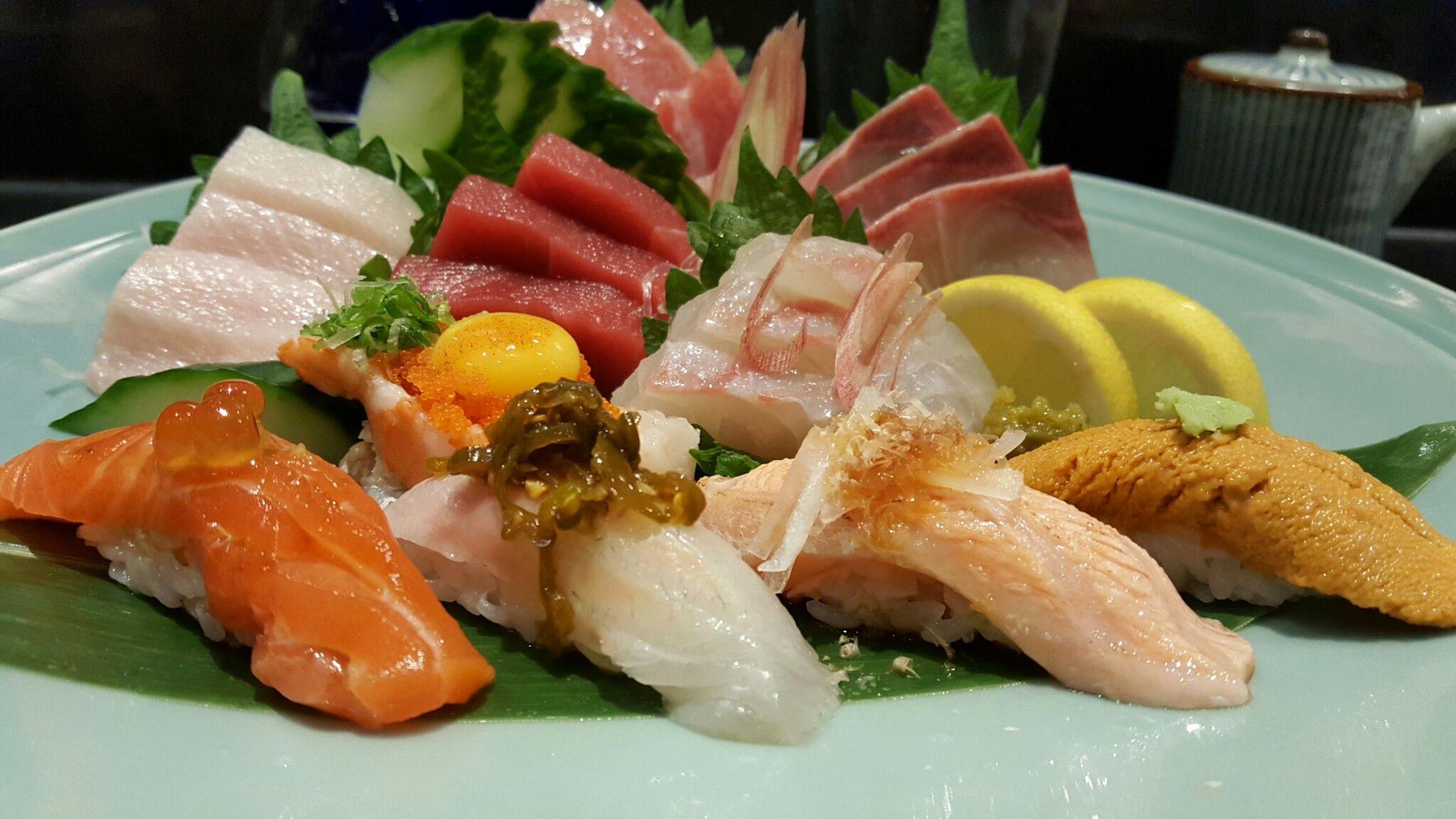 sushi and sashimi pinterest sashimi japanese. Black Bedroom Furniture Sets. Home Design Ideas
