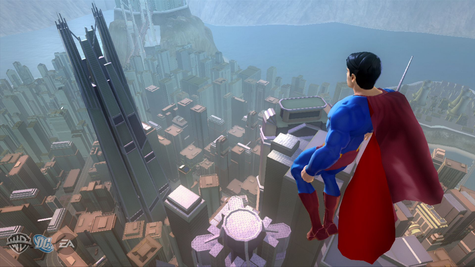 Superman Returns (I worked on this one.) Superman games
