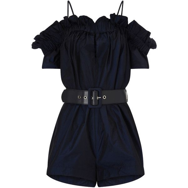 b74b184c1d Alice McCall Midnight Dream About Me Playsuit ( 355) ❤ liked on Polyvore  featuring jumpsuits