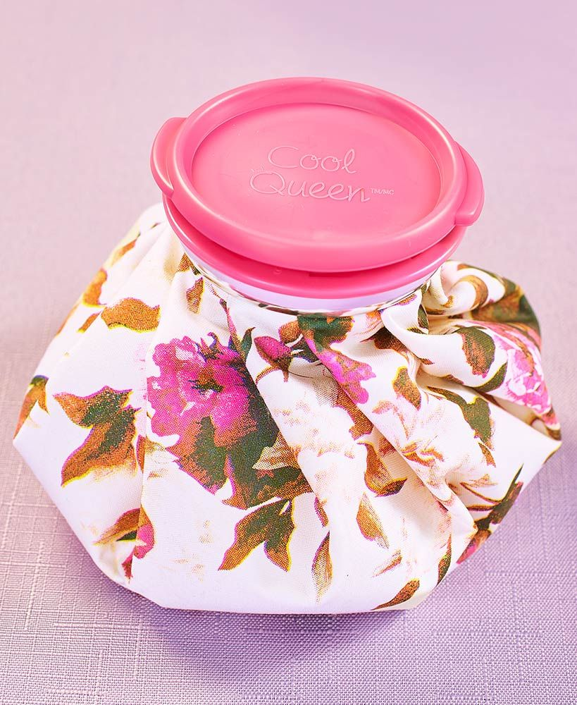 Vintage Style Ice Bags Ltd Commodities In 2020 Ice Bag Floral Ice Vintage Roses