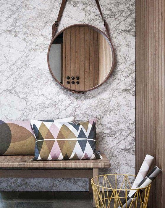 marble d co papier peint pinterest peindre marbre. Black Bedroom Furniture Sets. Home Design Ideas