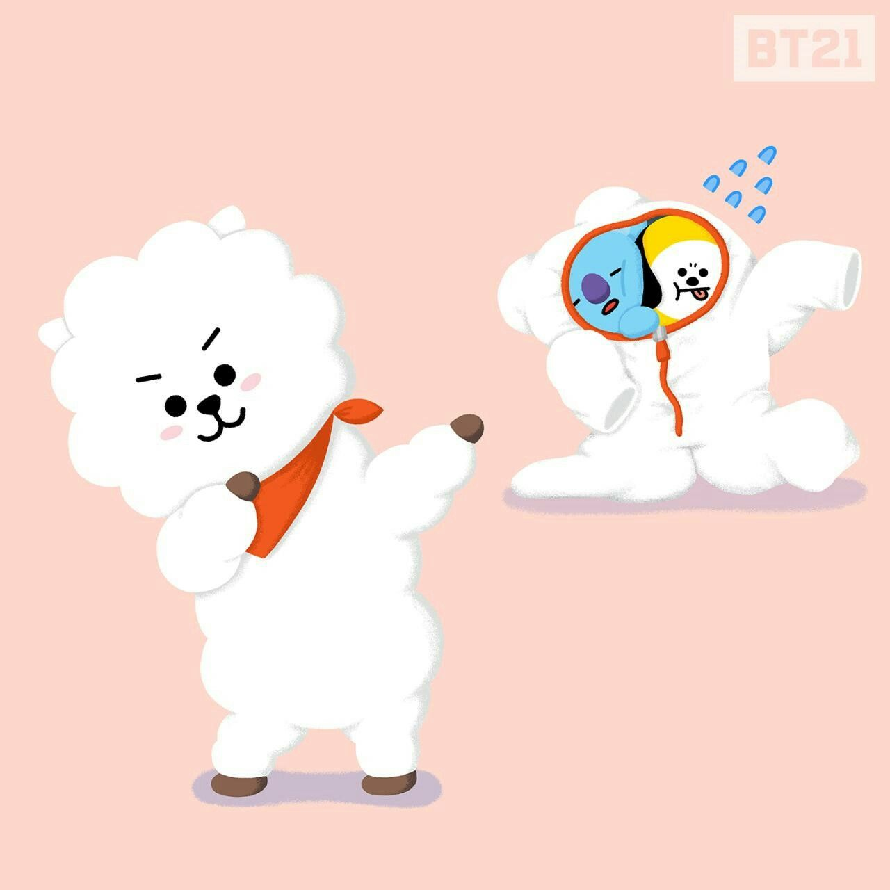 Bt21 wallpaper  bt21  wallpaper  chimmy  tata  cooky  RJ  mang  shooky   koya  van ed64d572ffc3