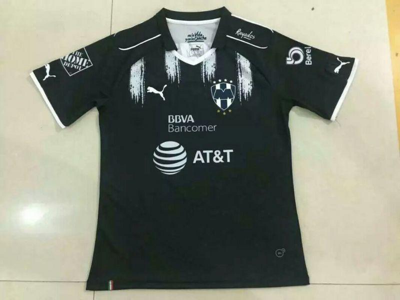 Monterrey 04 Jersey 2017-18 Away Soccer Shirt  0fef734a0