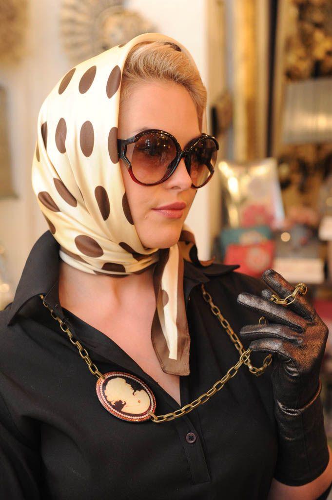 img 681 1024 headscarves pinterest kopft cher. Black Bedroom Furniture Sets. Home Design Ideas