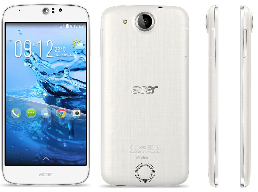 Acer Liquid Jade Z Android Smartphone Announced [MWC 2015