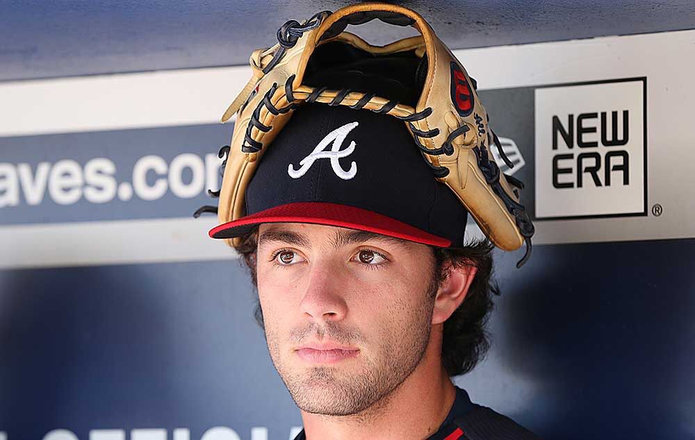 Dansby Swanson Cute Baseball Players Atlanta Braves Atlanta Braves Baseball