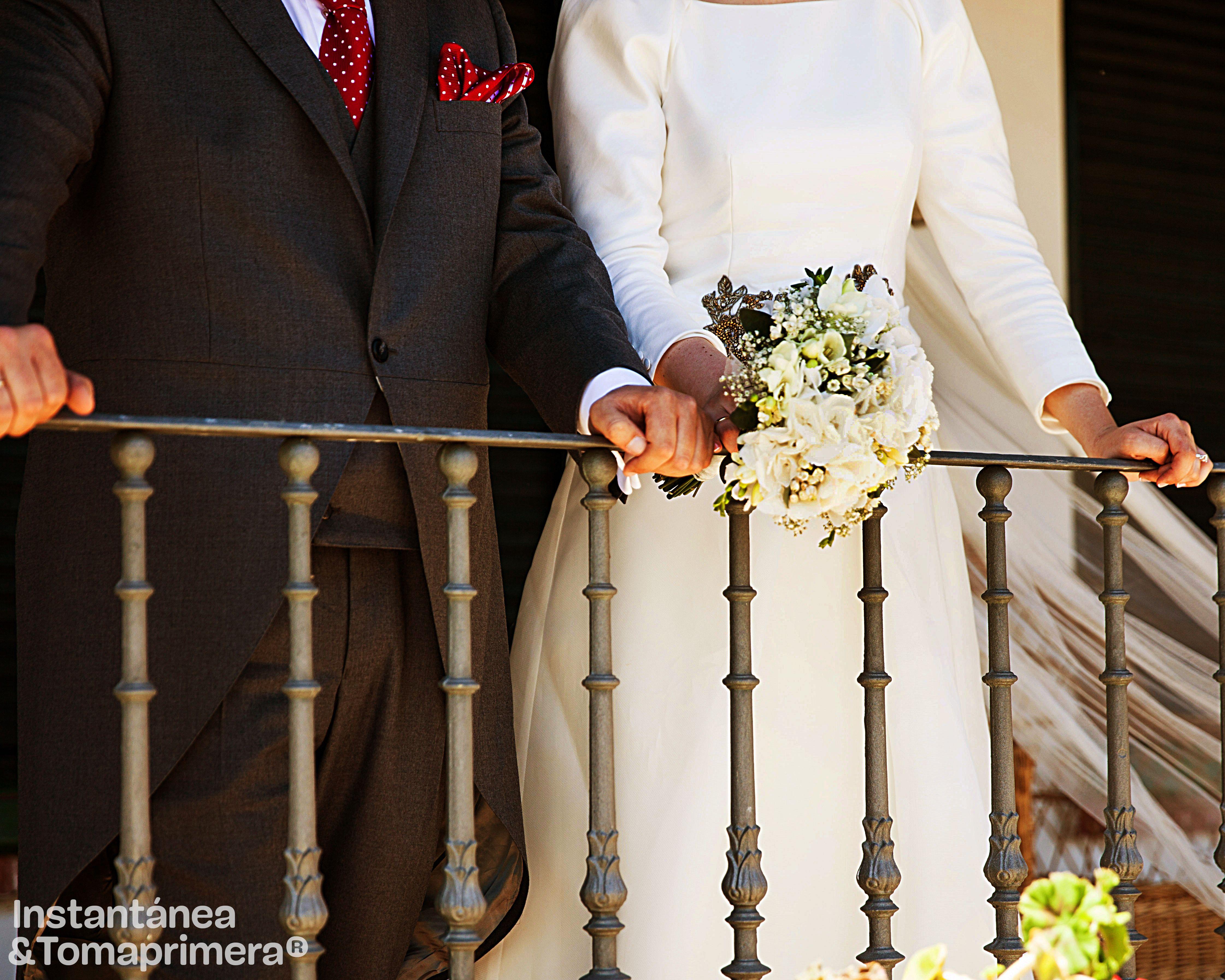 © Instantánea y Tomaprimera. Fotografia de boda.