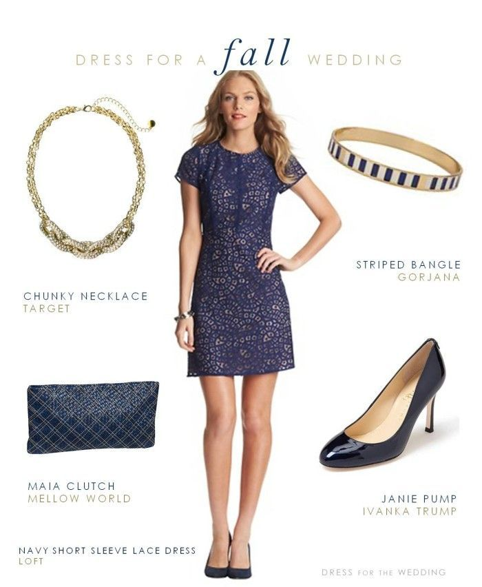Blue for Wedding Guest Dress