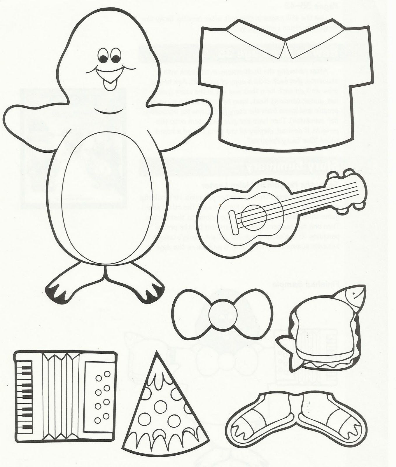 Squish Preschool Ideas January