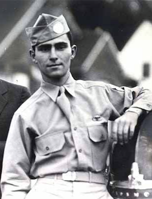 Image result for rod serling ww2
