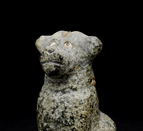 Sumerian Votive Dog , First Dynasty of Isin, Circa 1896-1874 BC