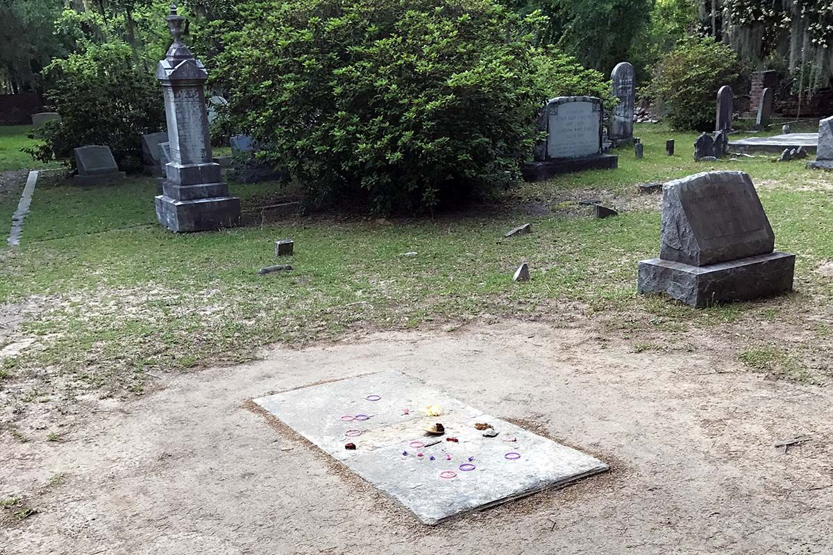 Dodging the Roadkill: Visiting the Ghost of Alice Flagg