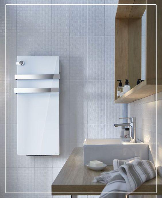 radiateur s che serviettes lectrique soufflant blyss. Black Bedroom Furniture Sets. Home Design Ideas