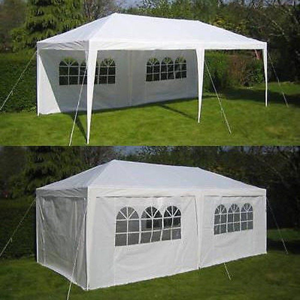 10x20 Party Tent Wedding canopy, Backyard canopy, Canopy