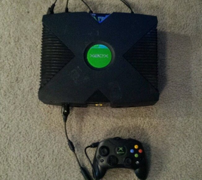 Pin by Jade Shadow on Direct Xbox | Video game console, Xbox