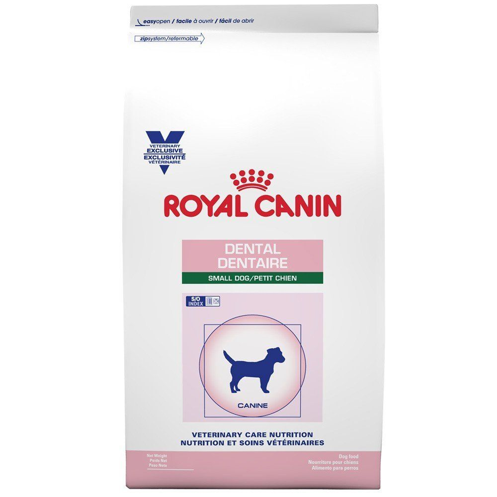 Royal Canin Canine Dental Dry Small Dog 8 8 Lb For More Information Visit Now This Is An Amazon Affi Canine Dental Small Breed Dog Food Veterinary Care