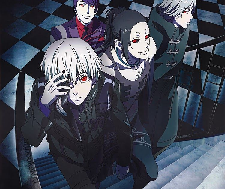 Tokyo Ghoul Wallpaper Keren Anime 3d