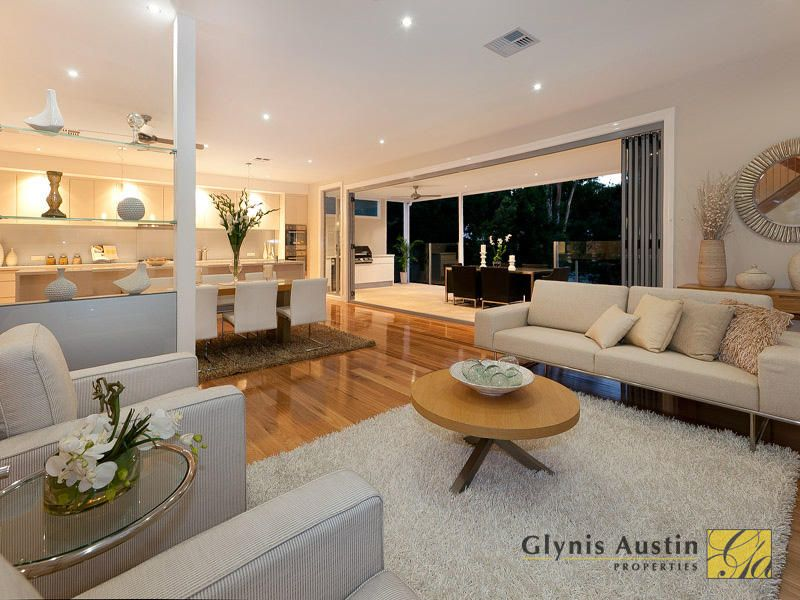 Open Plan Living Ideas open plan living area ideas: beautiful lighting, floors, ambience