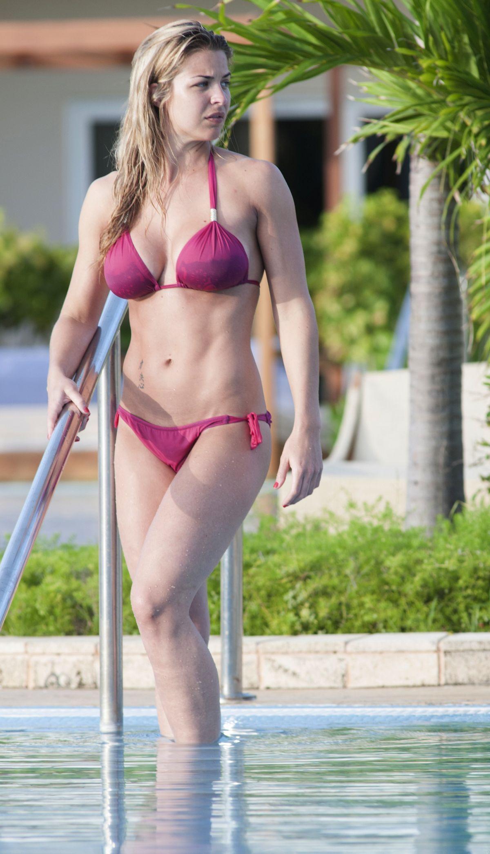 Glamour bikini models galleries