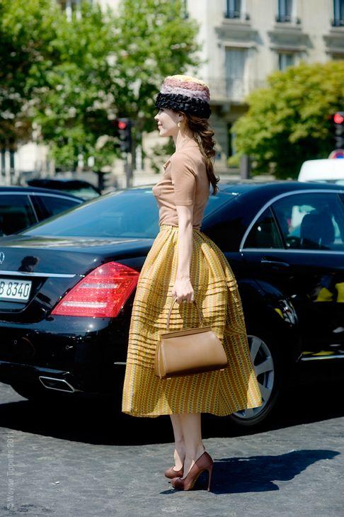Fashion and Frank: Fashion and Franks Fave Fashionistas - Uliana Sergienko