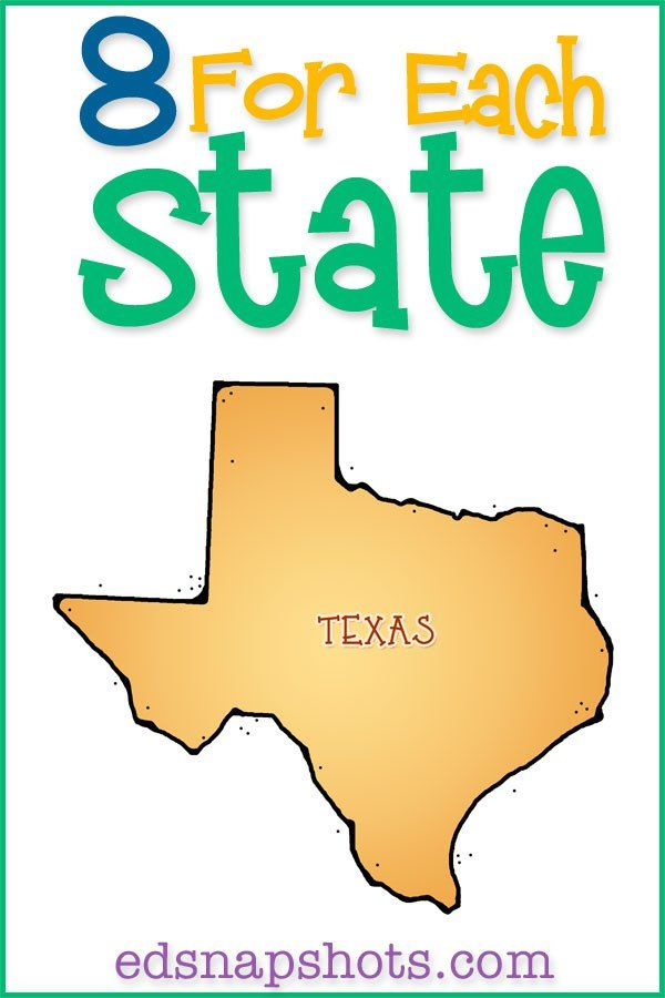 US Geography Texas. Everything you need for a geography unit on Texas: recipes, projects, helpful links, book lists, and a free printable.