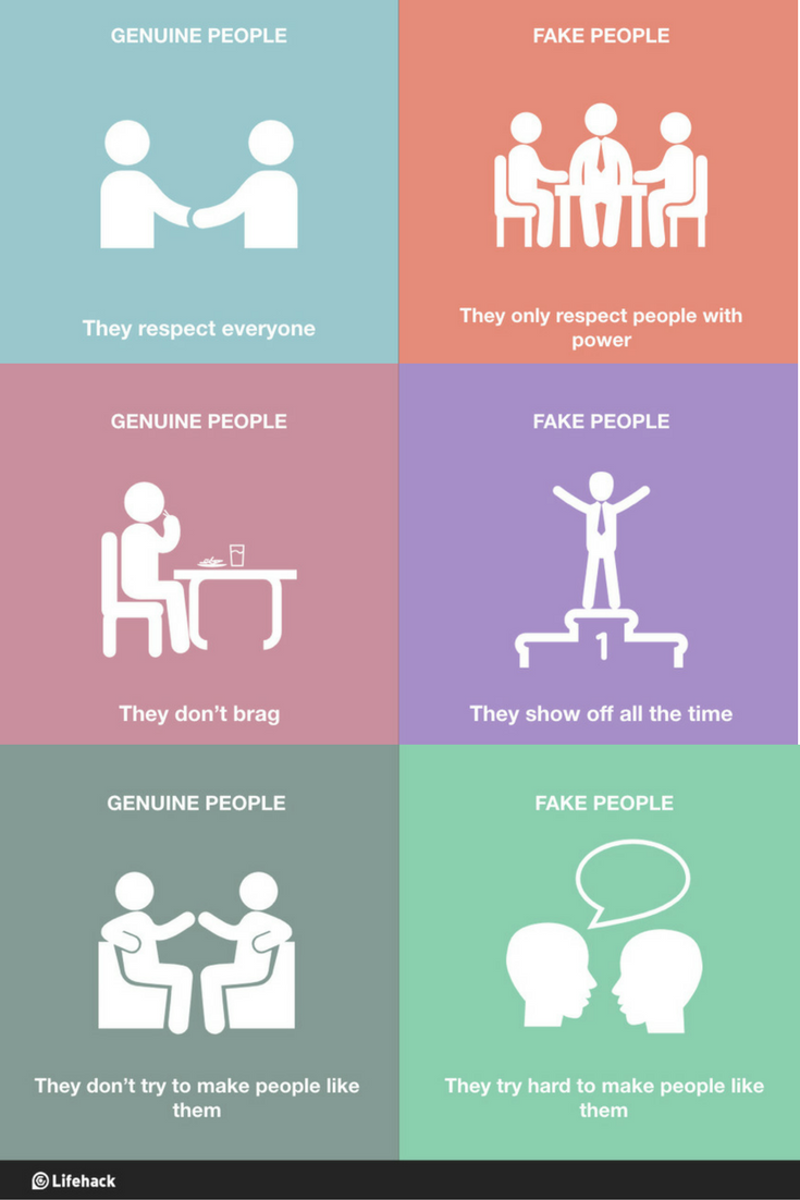 8 Signs Of Fake Nice People You Need To Be Aware Of | Nice ...