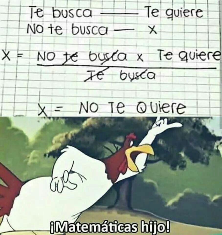 Declaracion De Amor De Un Matematico Matematicas Frases Frases De Quimica Frases Motivadoras