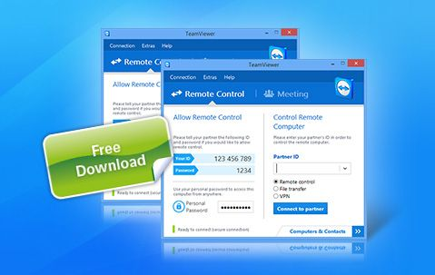 Windows Download for Remote Desktop access and