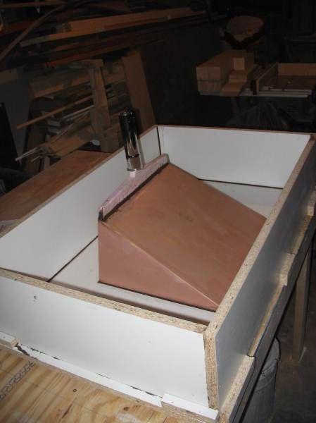 Slot Mold Concrete Sink Concrete Bath Concrete Countertops