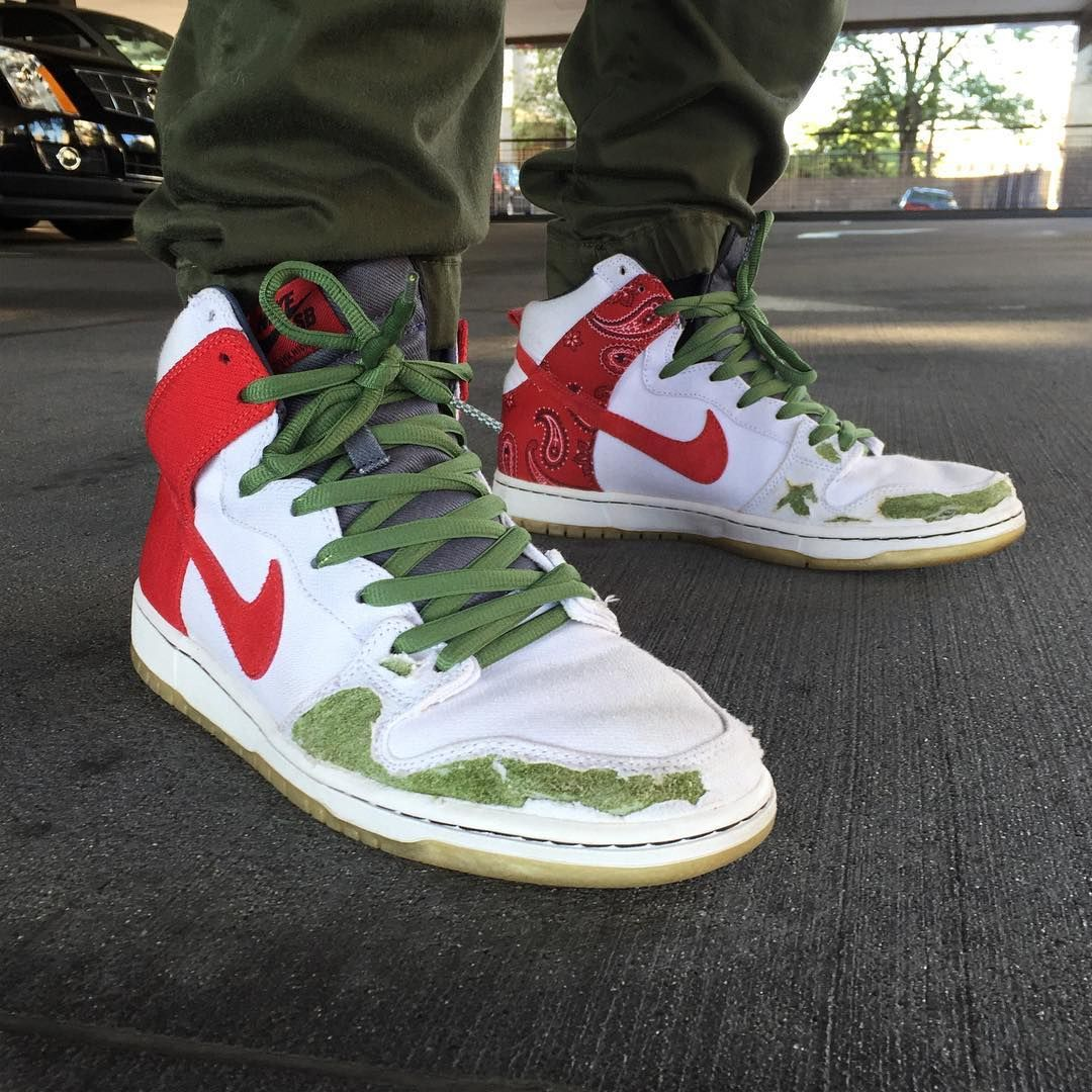 best authentic 5f8f8 80a2b Nike Dunk High Pro SB