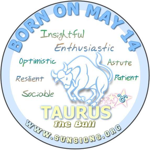 May 14 Birthday Horoscope Personality Sun Signs Birthday Personality Birthday Horoscope May Birthday