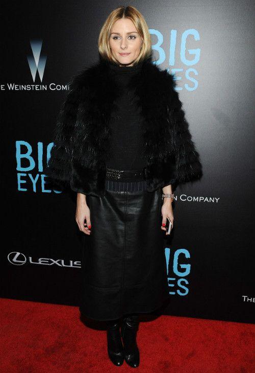 12/15 #オリビア・パレルモ 映画『Big Eyes』NYプレミアにて |海外セレブ最新画像・私服ファッション・着用ブランドまとめてチェック DailyCelebrityDiary*