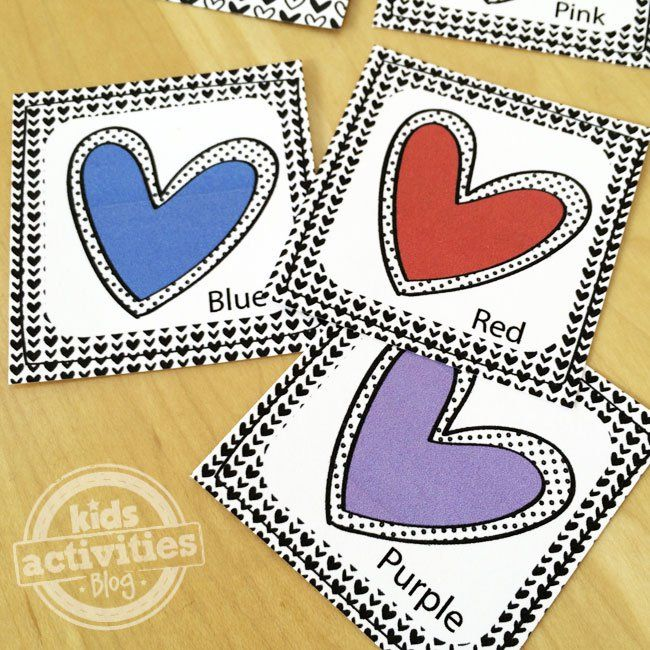 Valentine Themed Learning Activities and Mom\u0027s Library #124