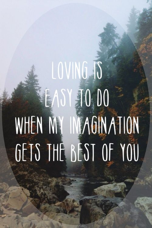 MisterWives   Love song quotes, Easy listening music