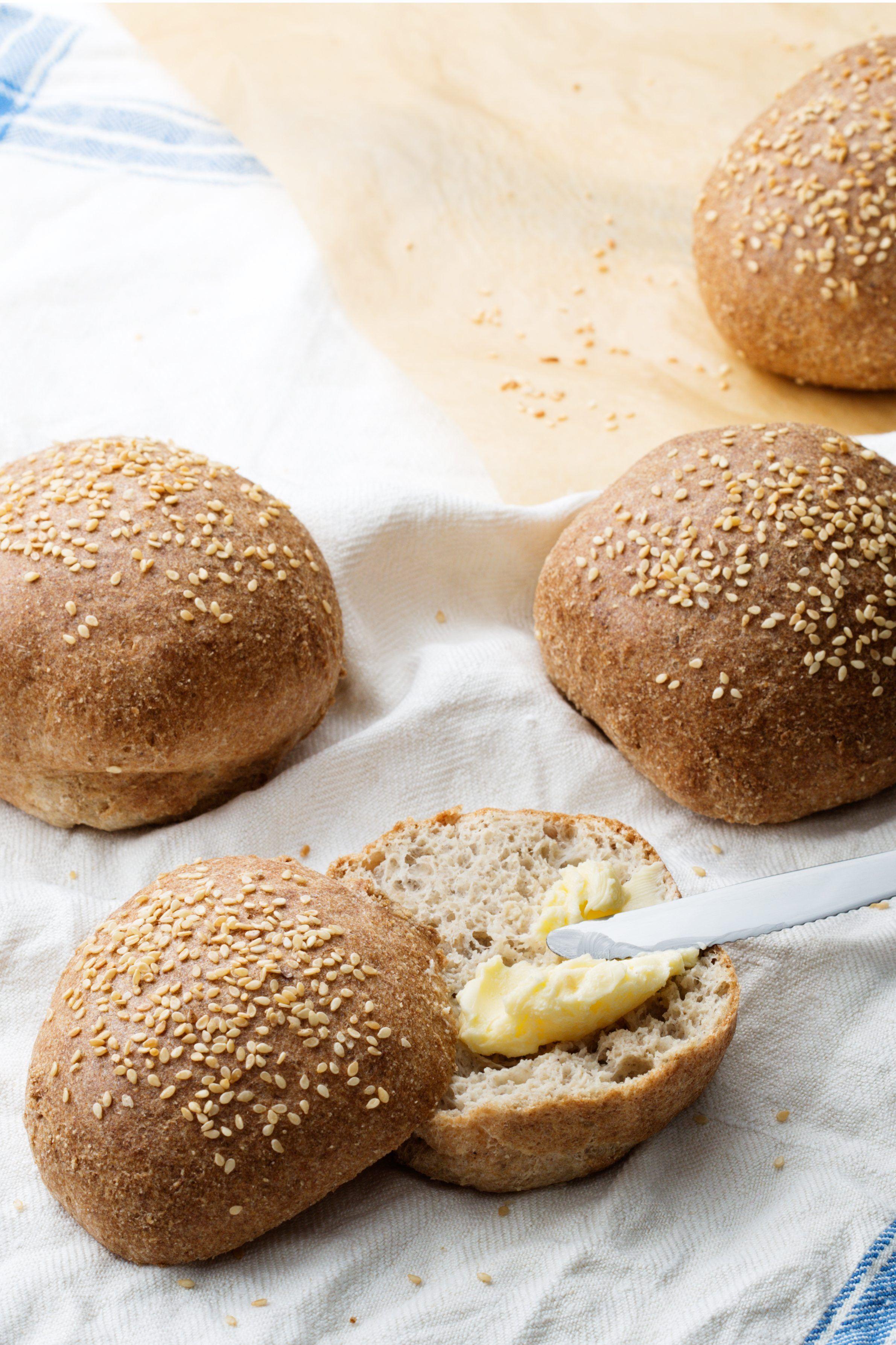 low carb bröd recept