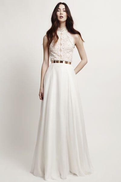 kaviar gauche bridal couture la vie en rose 247 pinterest brautkleid hochzeitskleid. Black Bedroom Furniture Sets. Home Design Ideas